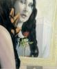 Aline with Mirror ----- Aline mit Spiegel