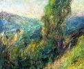 Landscape - Landschaft mit Bäumen
