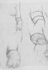 sketchs - Skizzen, black/white