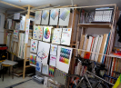 Studio  and Colour-theory